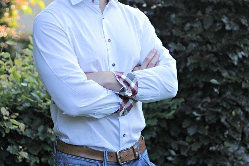 Overhemd Zomer.Mannen In Overhemd Zomer Outfit Inspiratie Suzanne Elisa